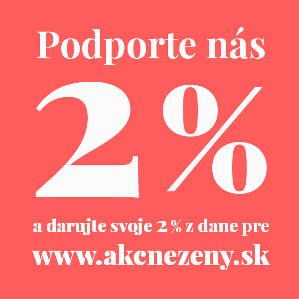 Podporte nás 2%