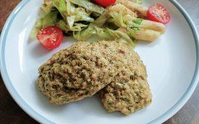 fit brokolicove fasirky