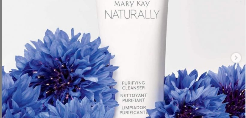 mary kay naturally
