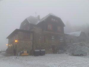 Holubyho chata, Javorina