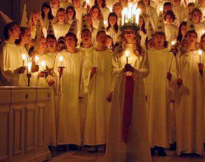 sv. Lucia švédsko