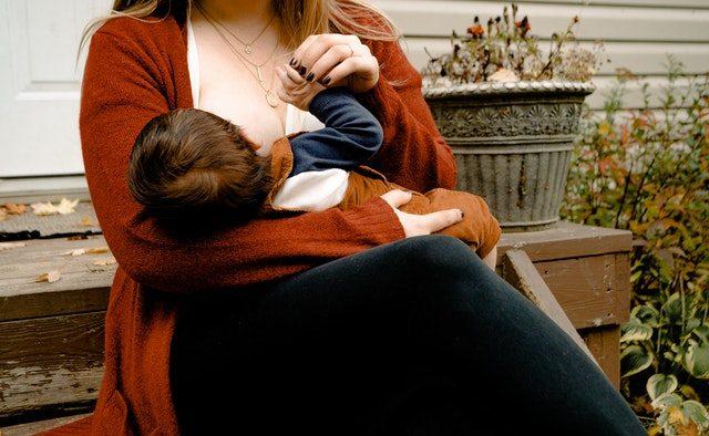 dojčenie