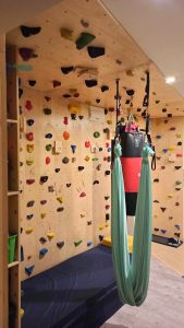 lezecká stena