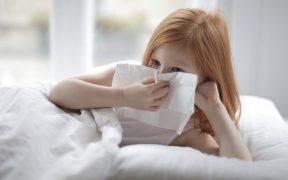 chrípku